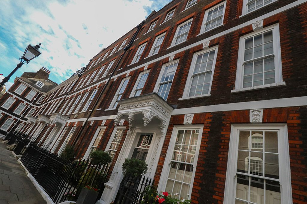 Maison Londonienne