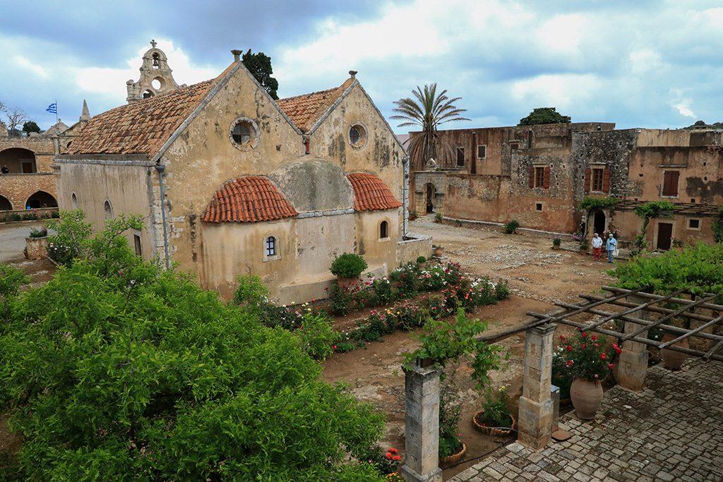 Monastere d'Arkadia