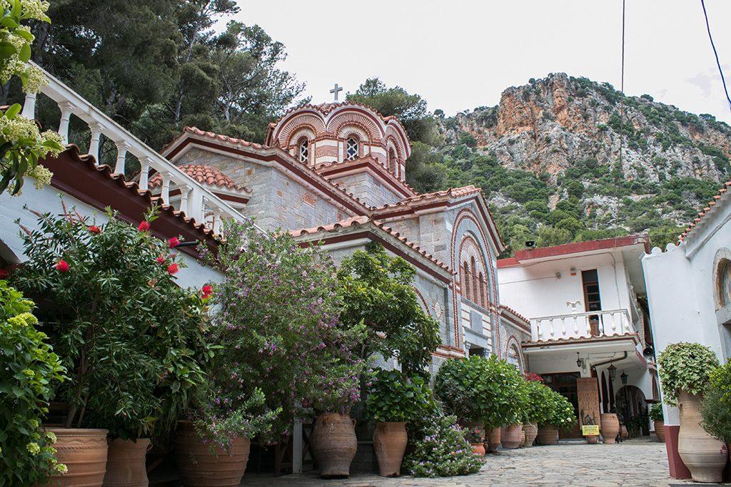 Monastere St georges