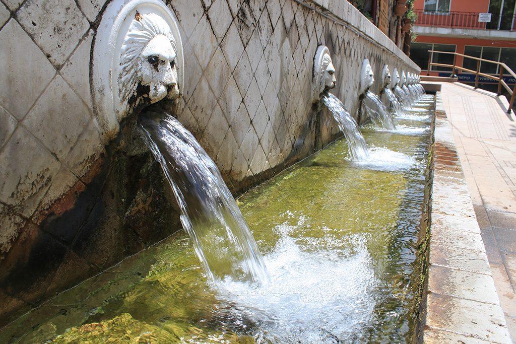 Fontaine de Spili