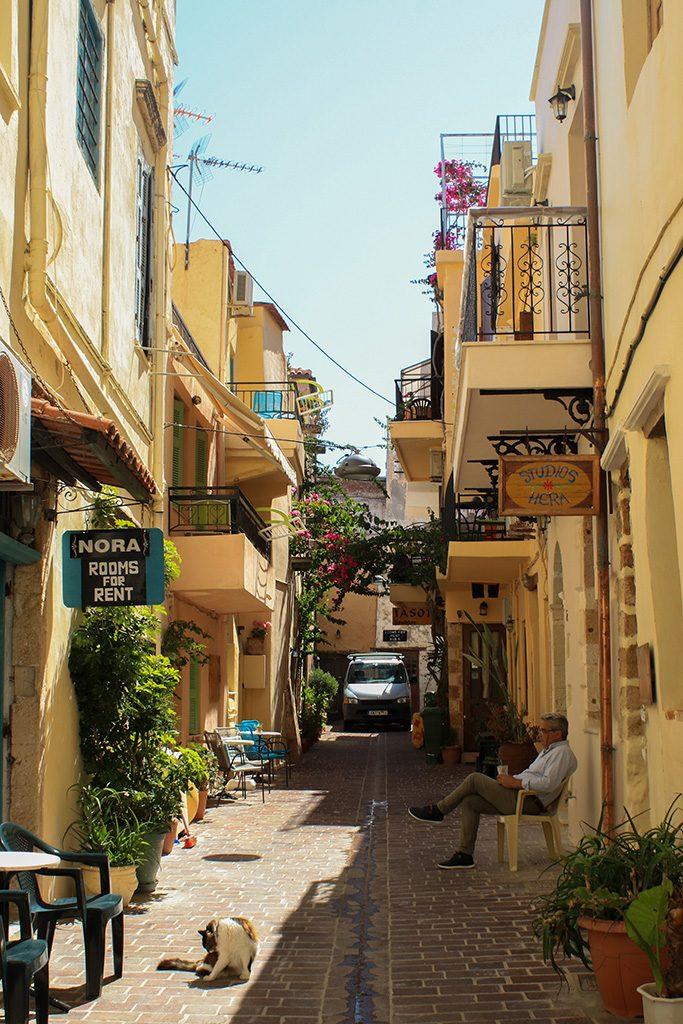 Rue d'Hania