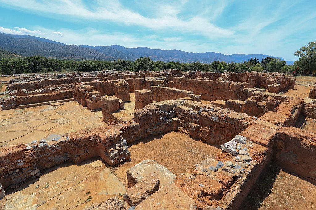 Palais Minoen Malia
