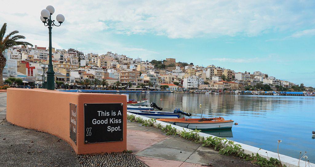 Ville de Sitia Crete