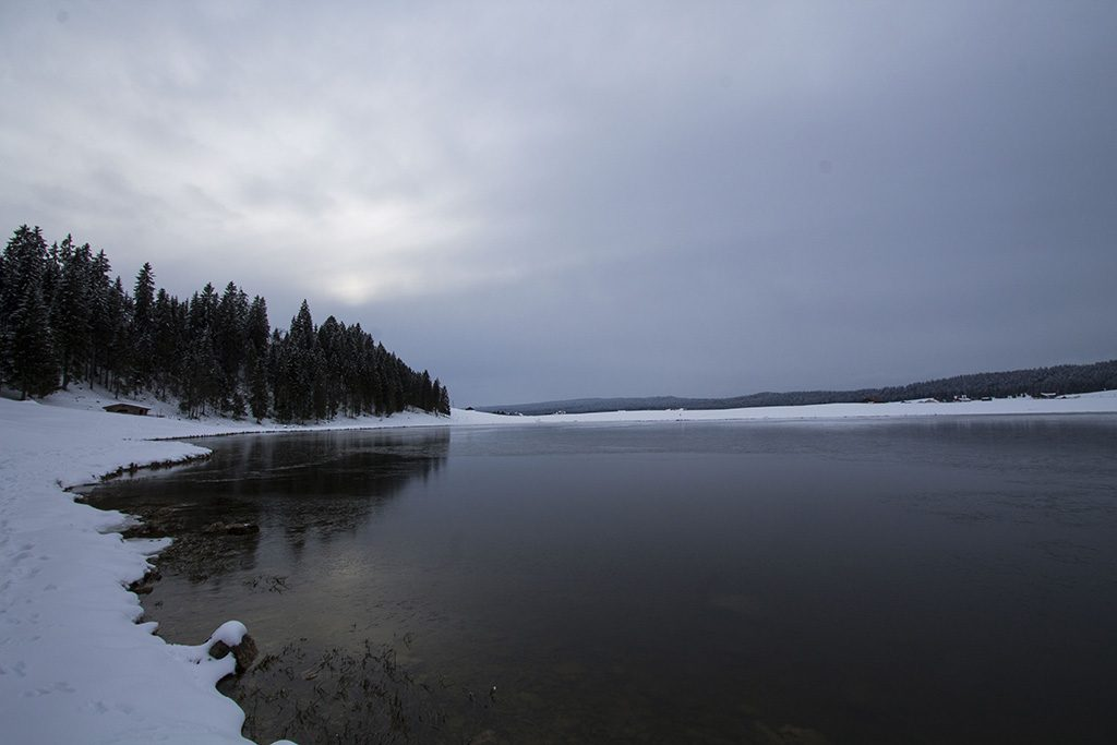 Lac des tailléres