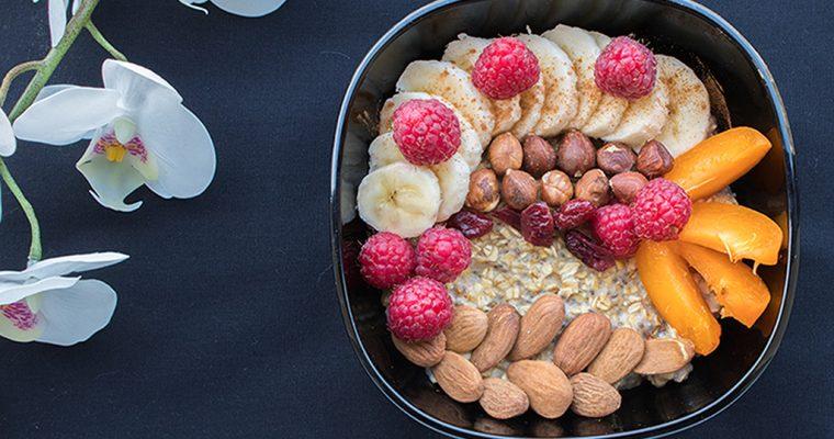 Mon alimentation : équilibrée, biologique et végétarienne