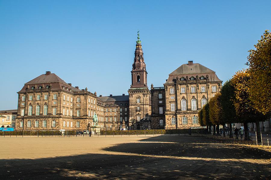 Palais Christiansborg