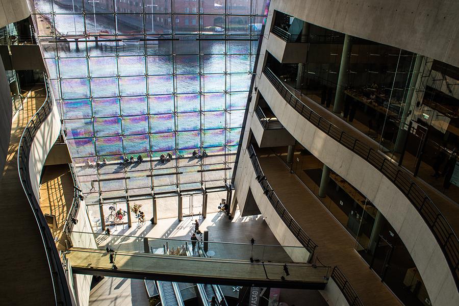 Bibliothèque royale - Copenhagen