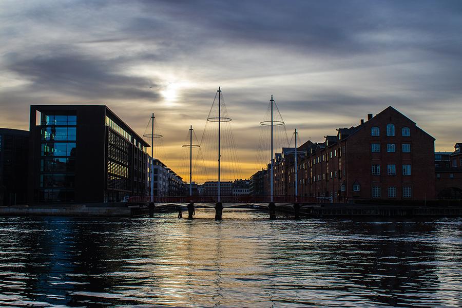 Cirkelbroen - Copenhagen