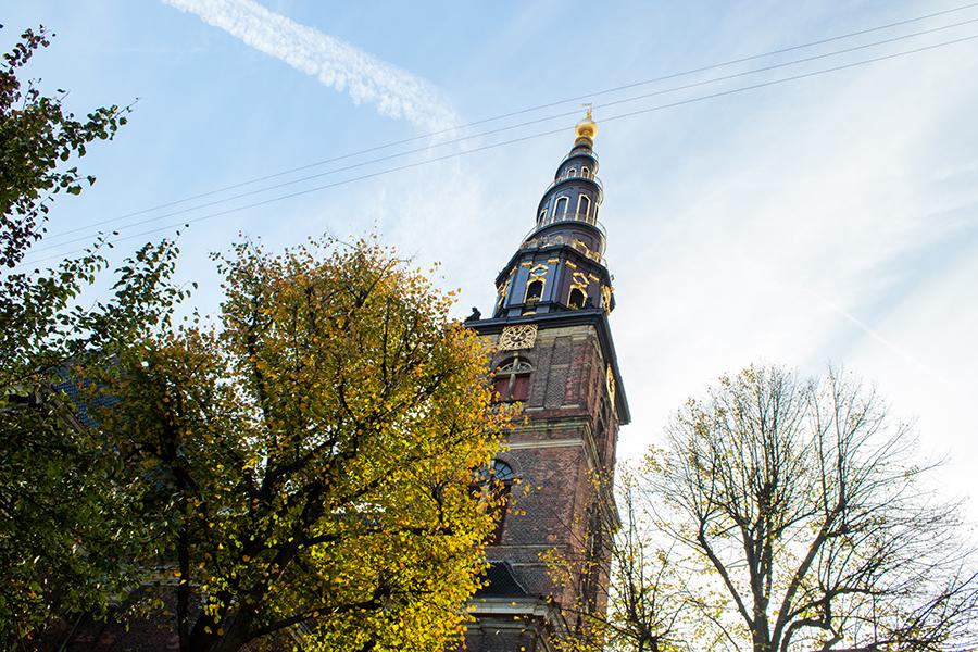 Église de Notre-Sauveur - Copenhague