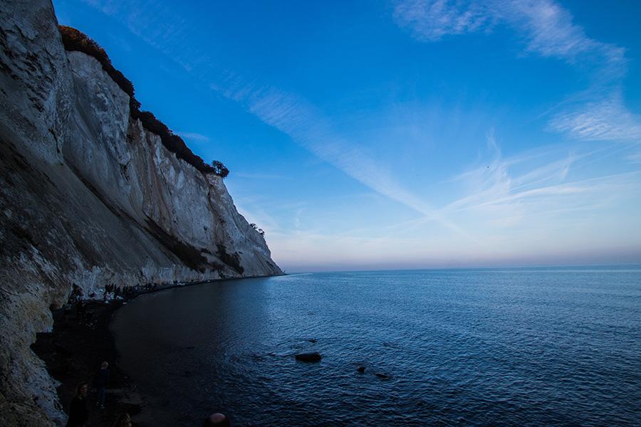 Møns Klint - Les falaises de Mons