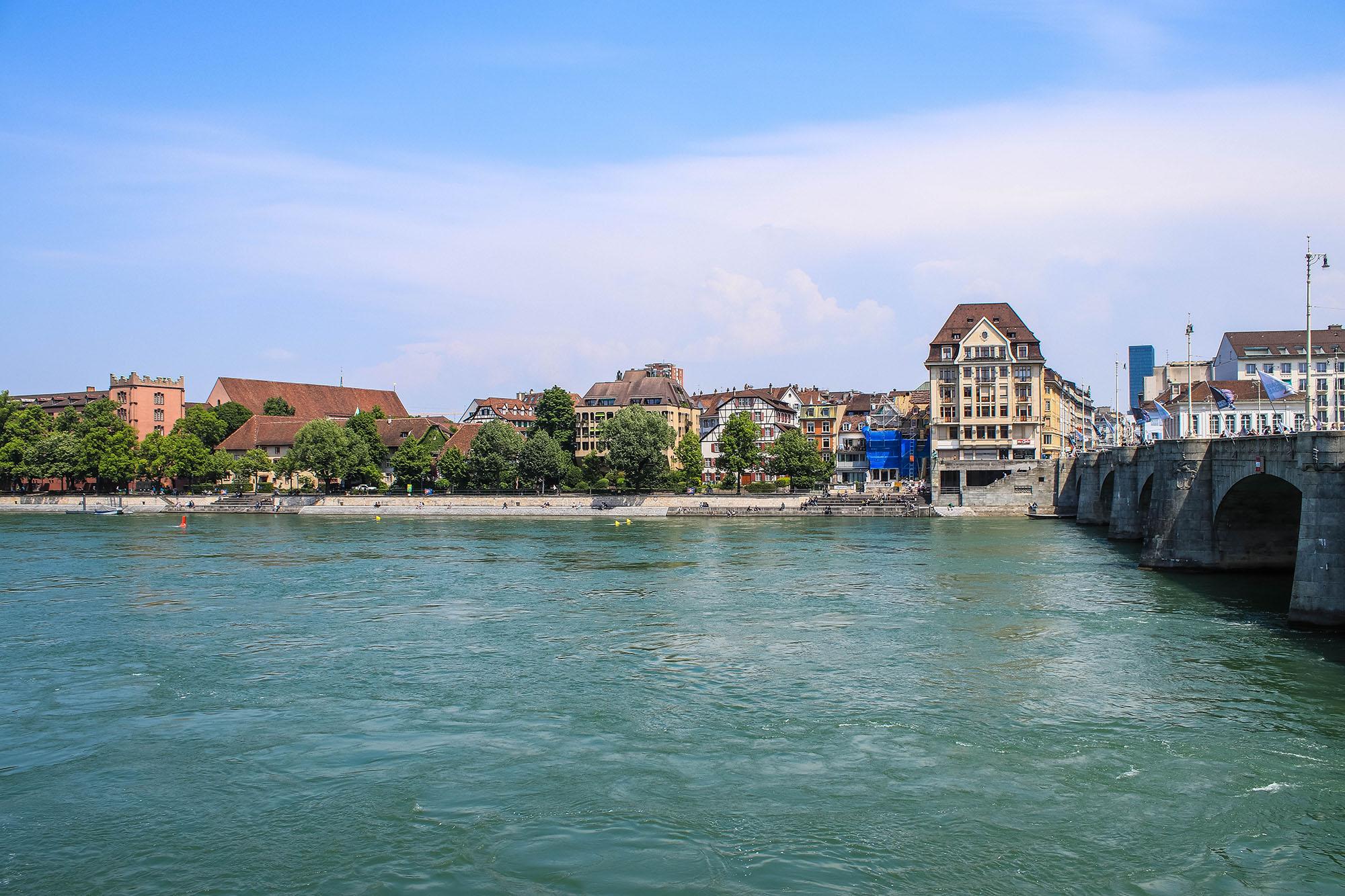 Bâle - Basel, Suisse - Marie Naudon