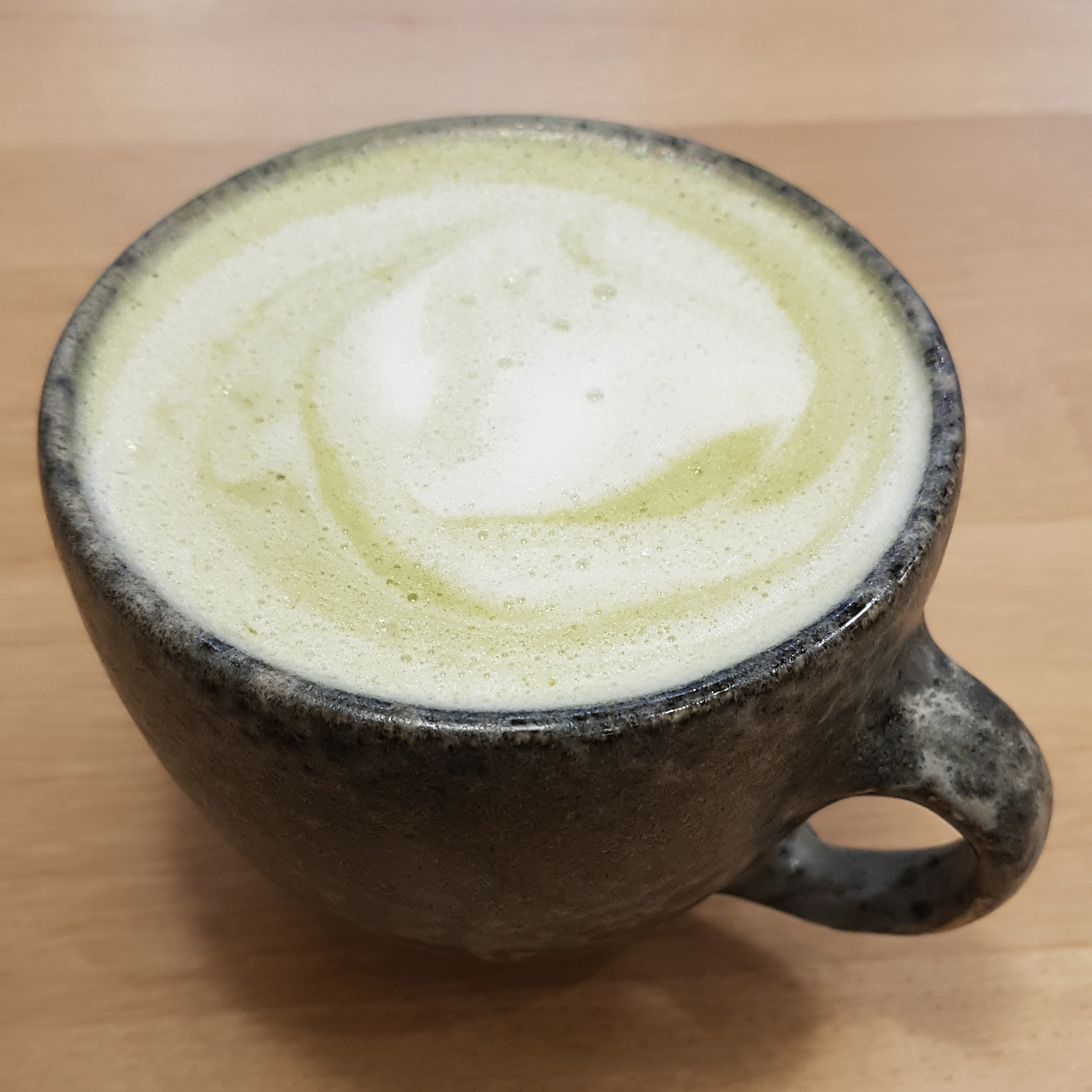 42Raw - Copenhague - Matcha latte