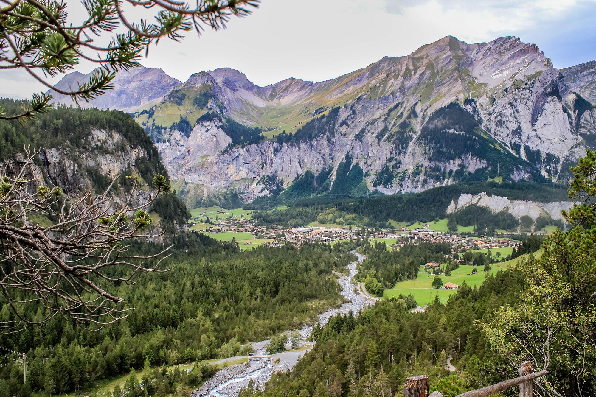 Suisse : 4 endroits à voir (Randonnées & Villes)
