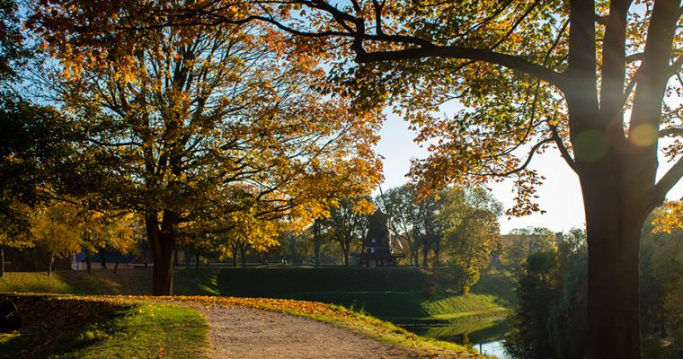 Copenhague sous les couleurs de l'automne