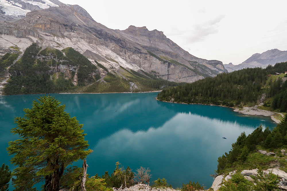 lac d'oeschinen - Suisse - Marie Naudon