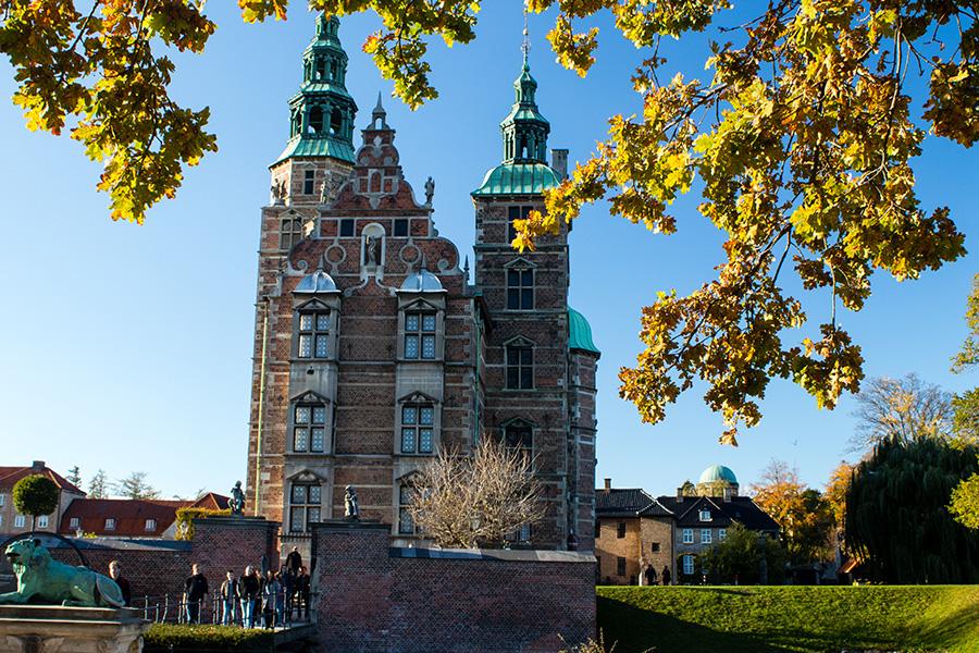 Rosenborg Castle - Kongens Have - Copenhague