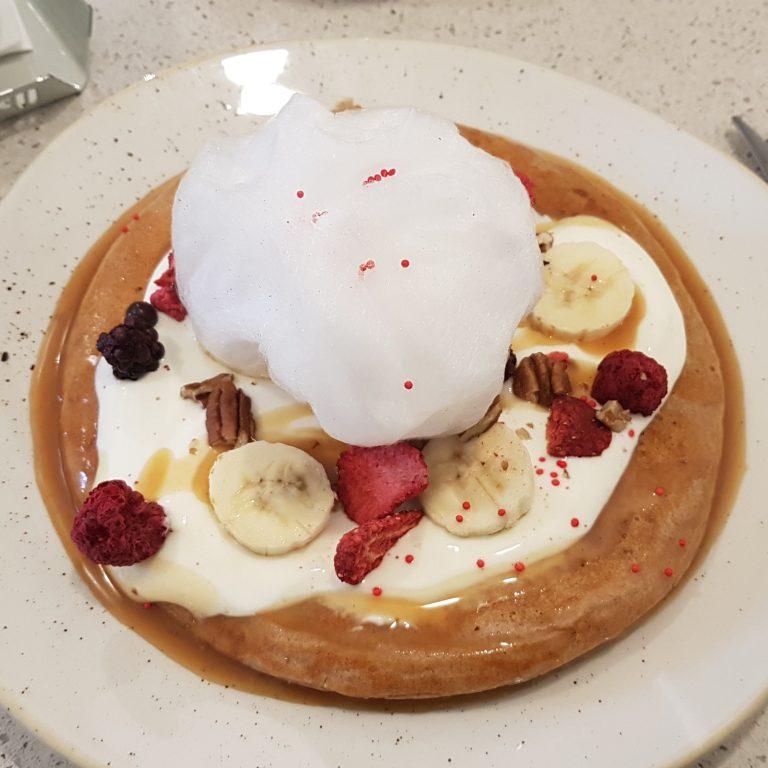 Prague, Pauseteria - Breakfast, Pancakes - Marie Naudon
