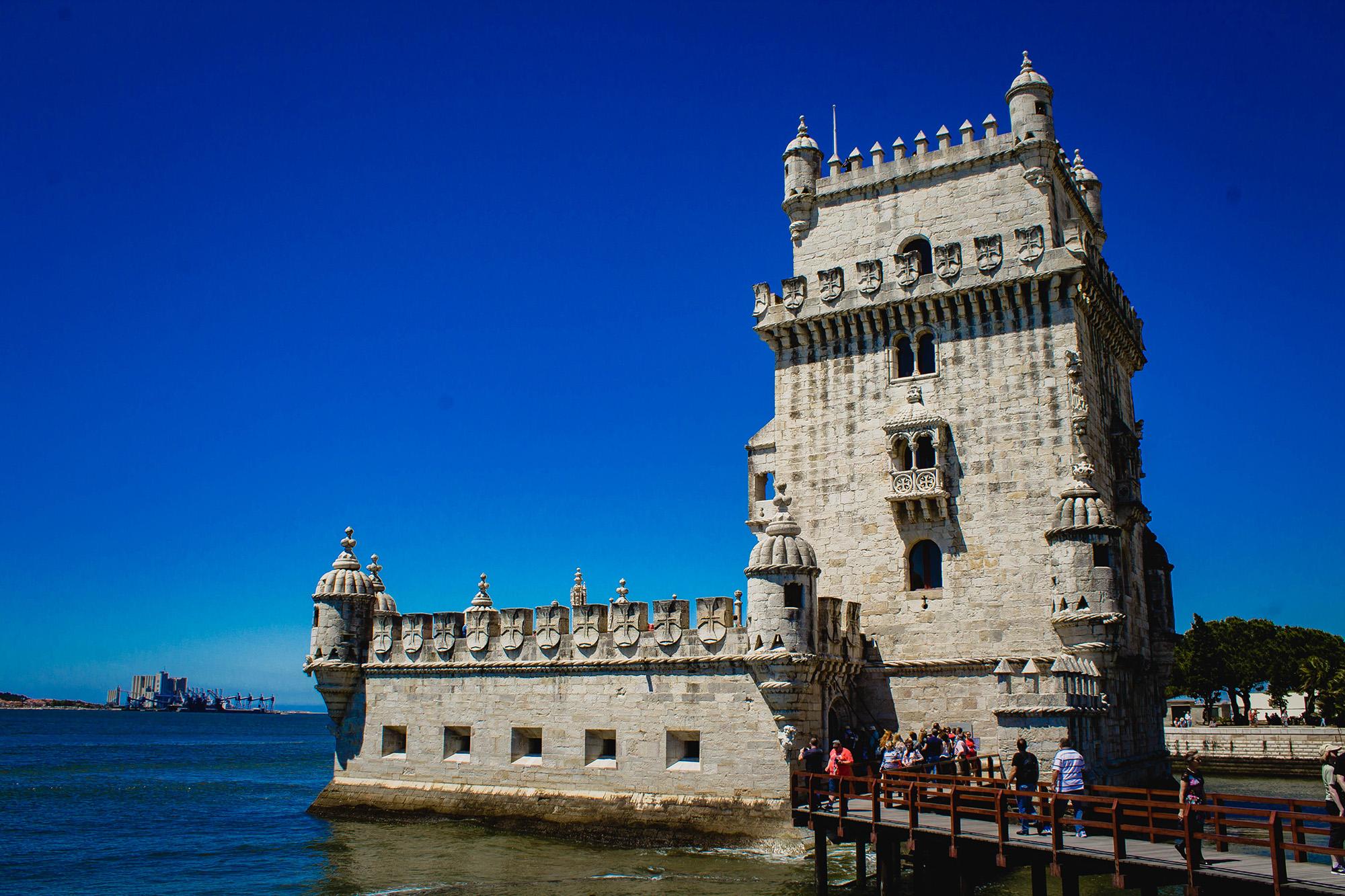 Lisbonne : 10 choses à voir - Quartier historique : Tour de Belem - Marie Naudon