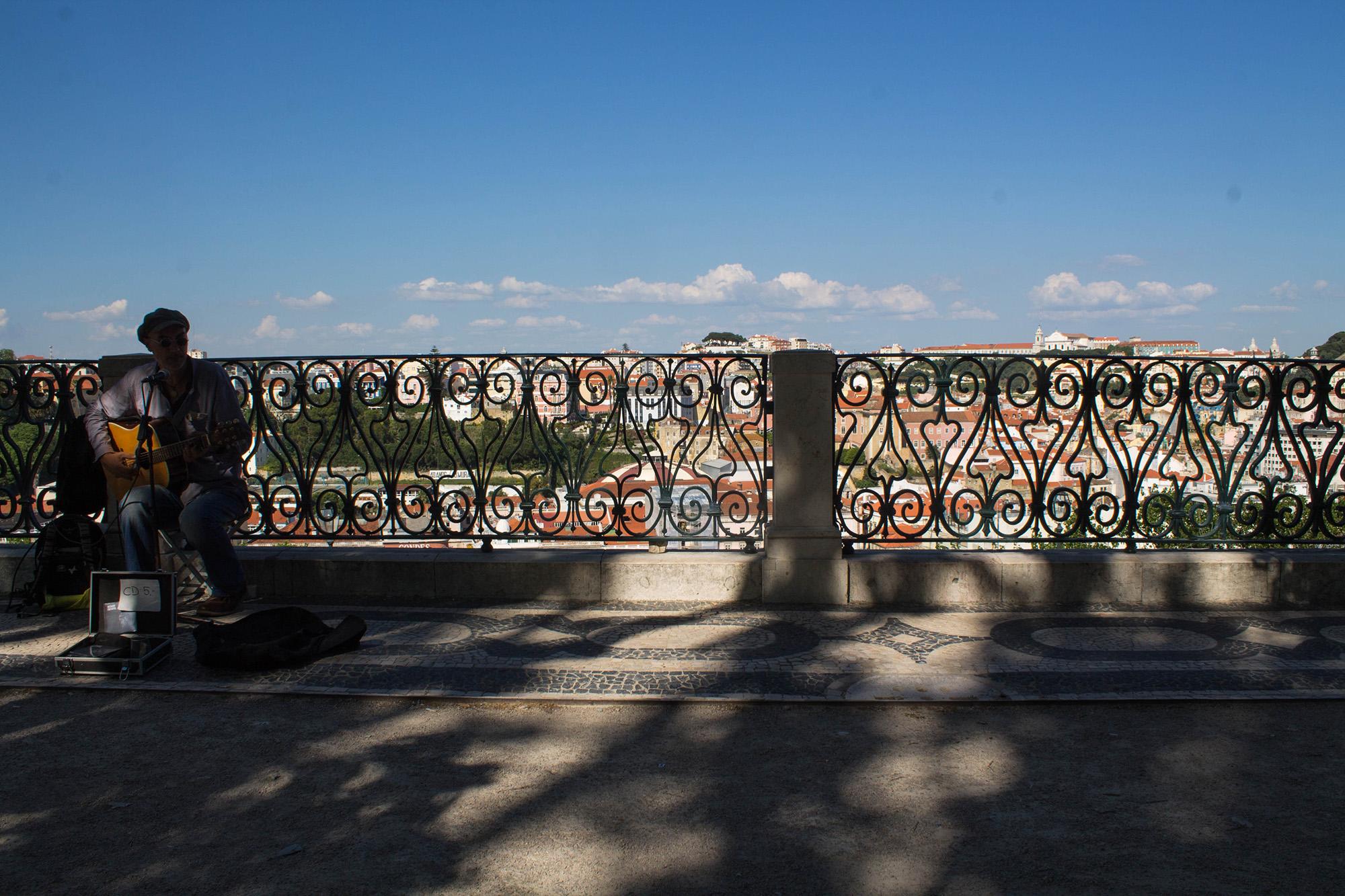 Lisbonne : 10 choses à voir - Miradouro da Graça, point de vue - Marie Naudon
