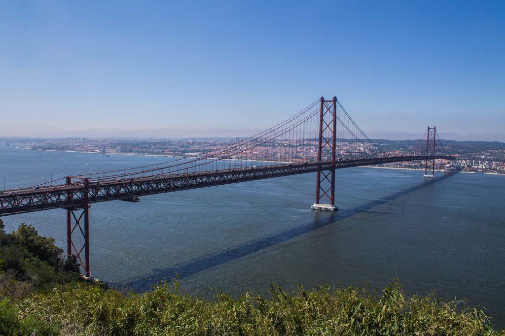 Lisbonne : 10 choses à voir - Ponte 25 de Abril- Marie Naudon