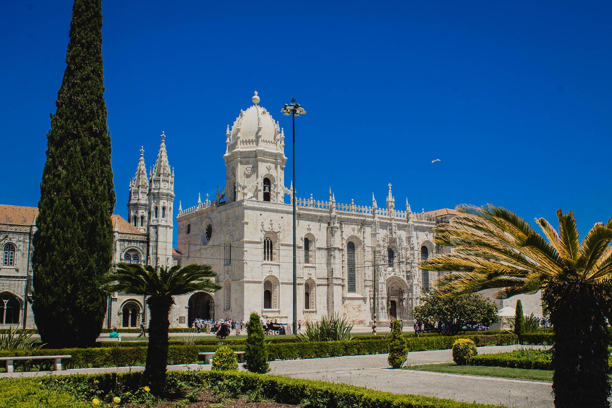 Lisbonne : 10 choses à voir - Quartier Belem : monastère des Hiéronymites - Marie Naudon