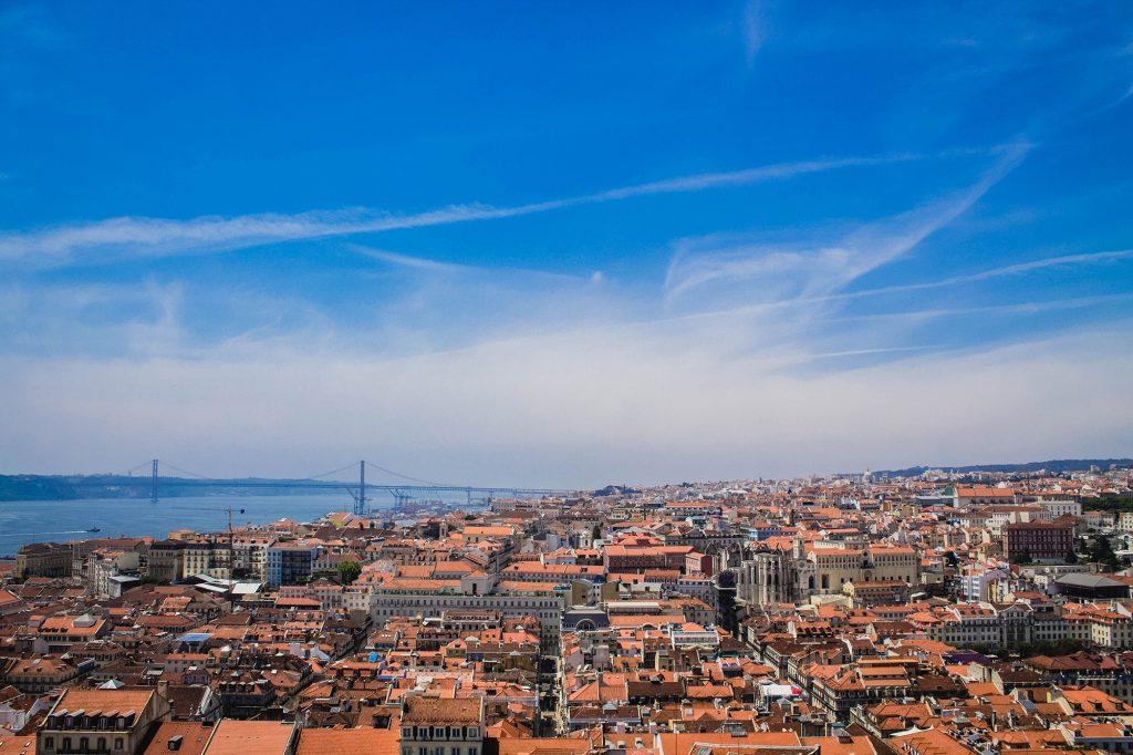 Lisbonne : 10 choses à voir - Vu du chateau - Marie Naudon