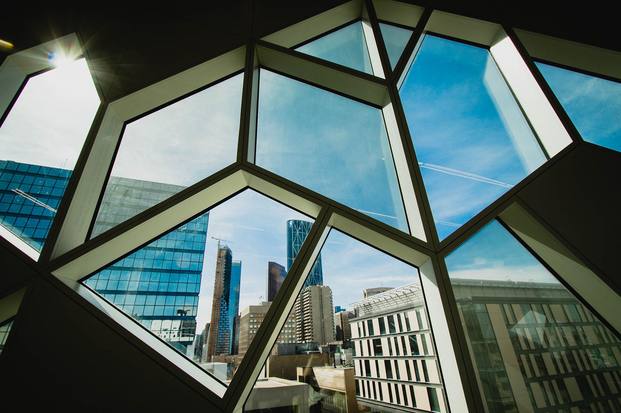 Calgary Public Library - Inside - Marie Naudon