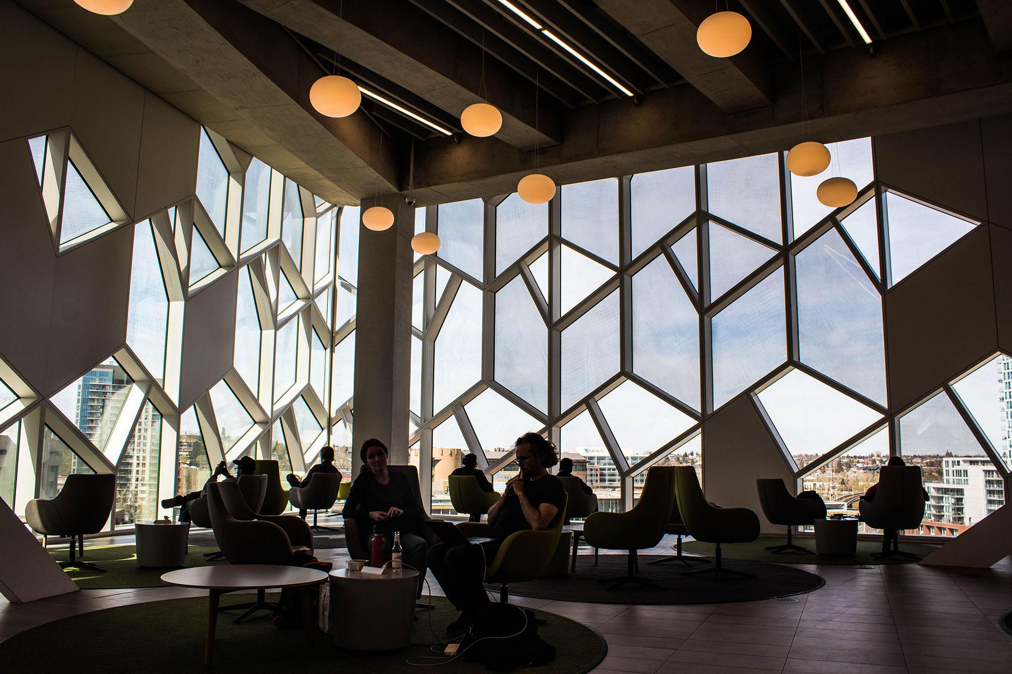 Calgary Public Library - East Village - Marie Naudon