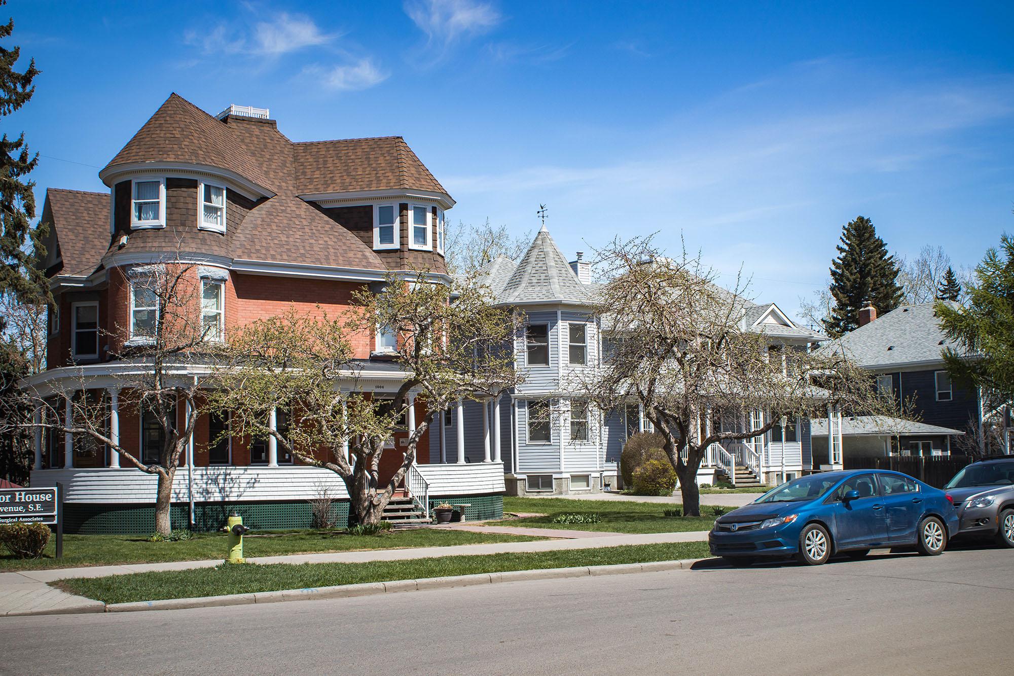 Inglewood, PVT au Canada . à la découverte de Calgary
