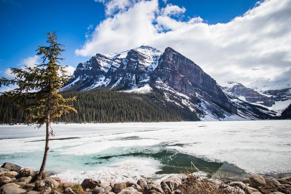 Les rocheuses : Lac Louise, Banff
