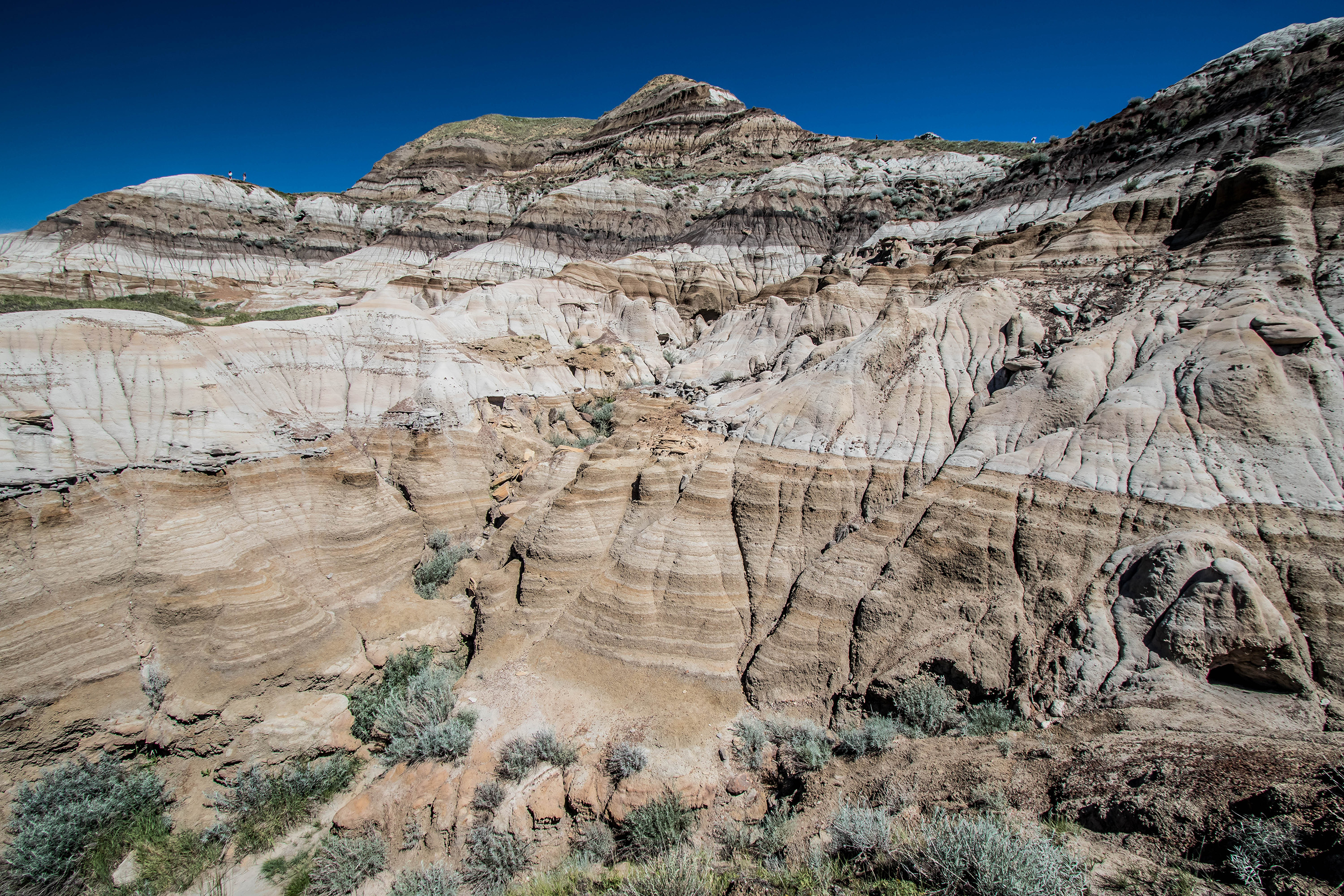 Hoodoos Trail, Badlands