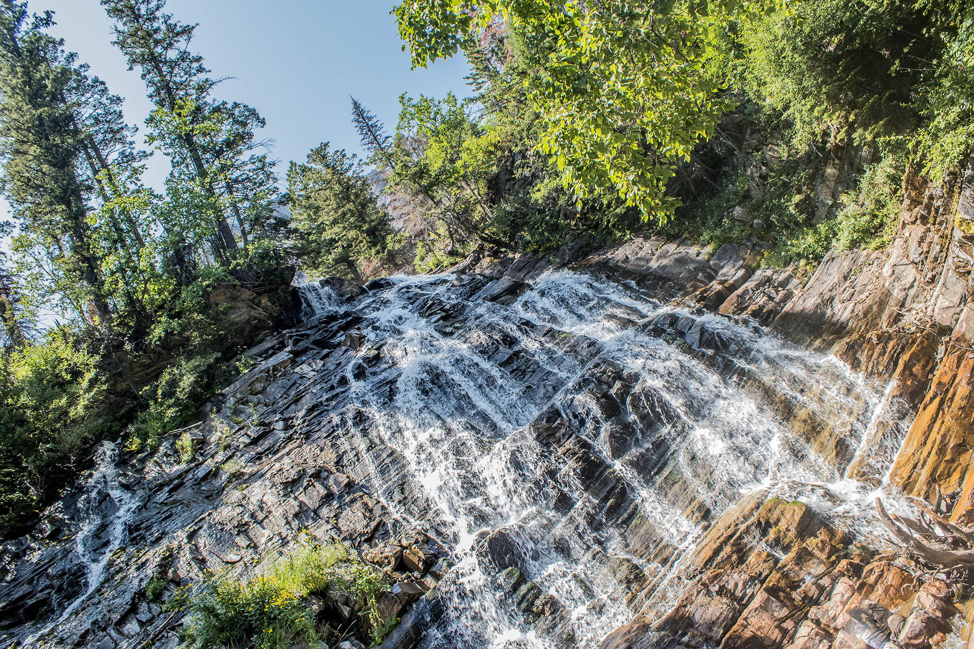 Cascade Bertha hike - Marie Naudon
