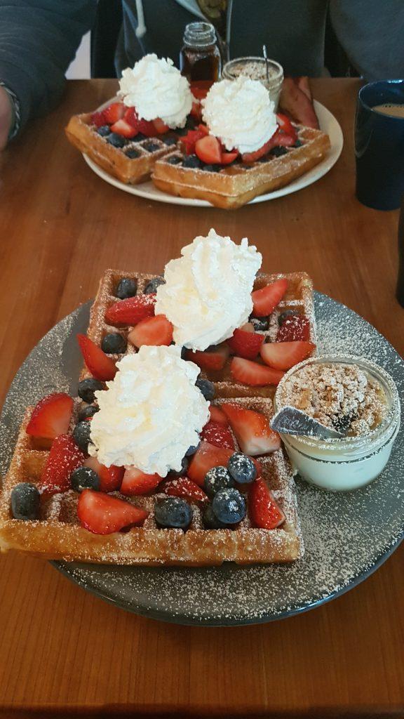 Buttermilk Fine Waffles - Calgary