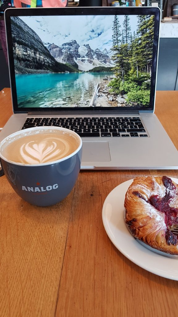 Analog Coffee - Calgary