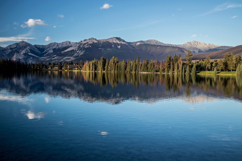 Lac Beauvert - Jasper