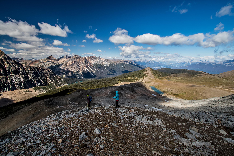 Randonnée Mount Edith Cavell - Marie Naudon