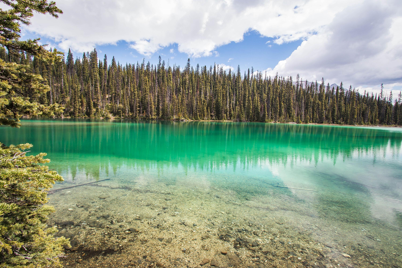 Lac Yoho, Colombie-Britannique - Marie Naudon