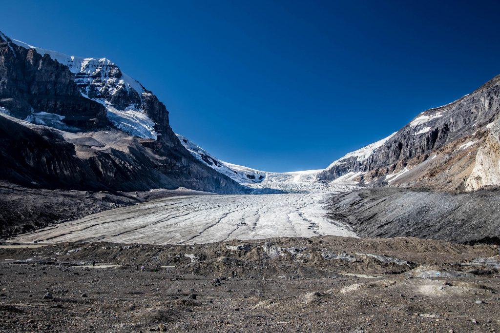 Glacier Athabasca - Promenade des Glaciers