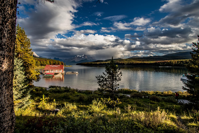 Lac Maligne - Jasper, Marie Naudon