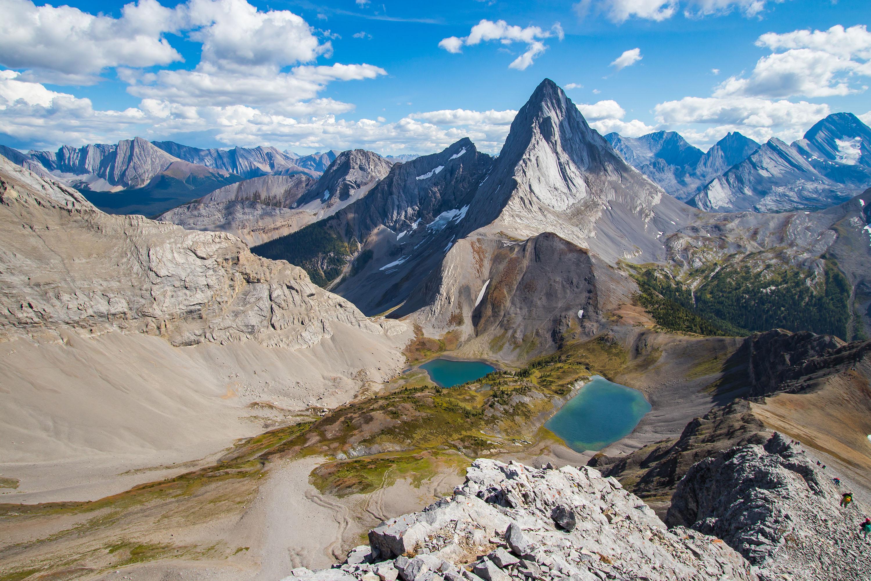 Top 7 des randonnées dans les Rocheuses