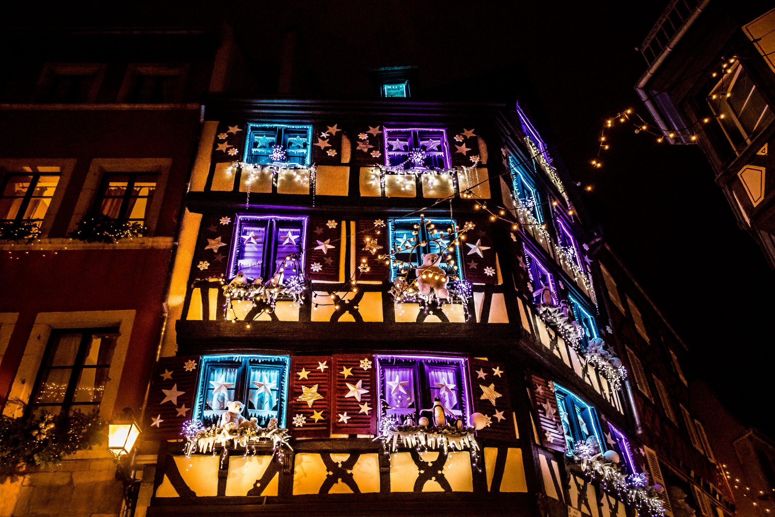 Magie de Noël de Colmar - Alsace - Marie Naudon