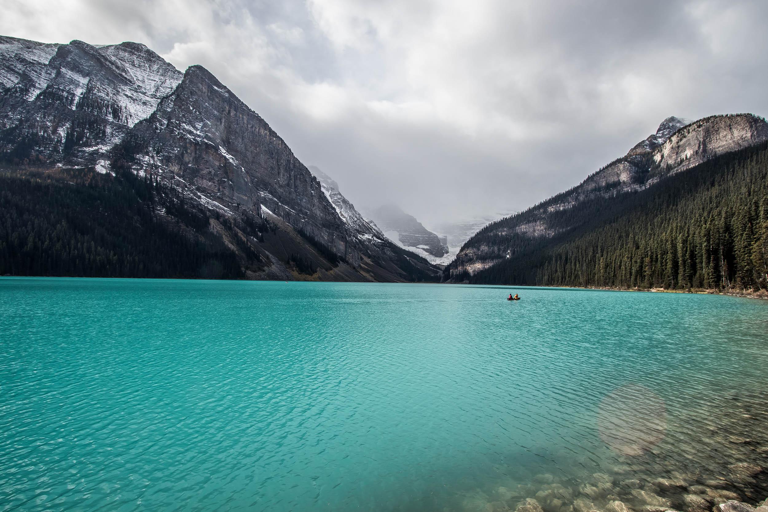 Lac Louise - Alberta - Marie Naudon