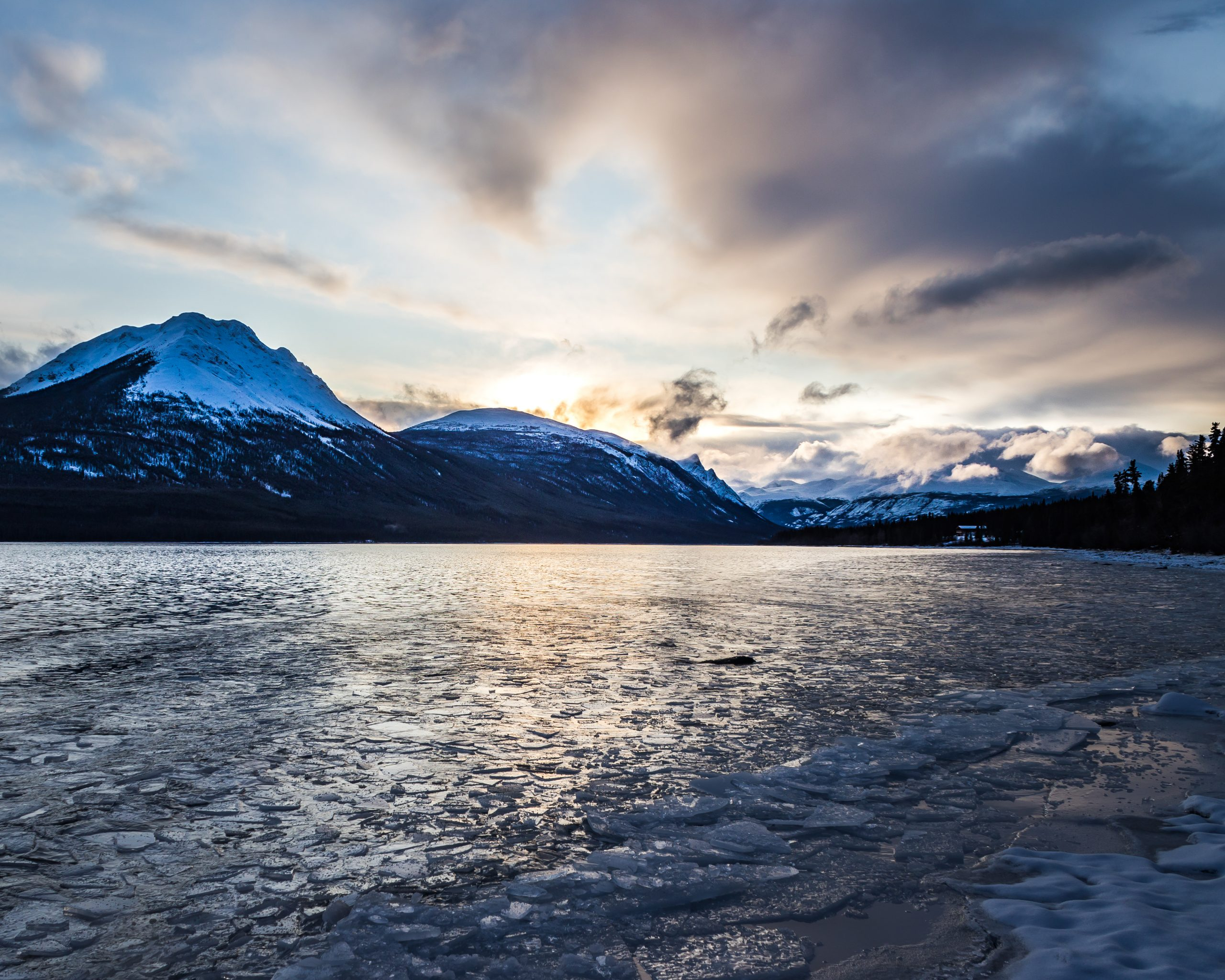 Mes premiers pas au Yukon