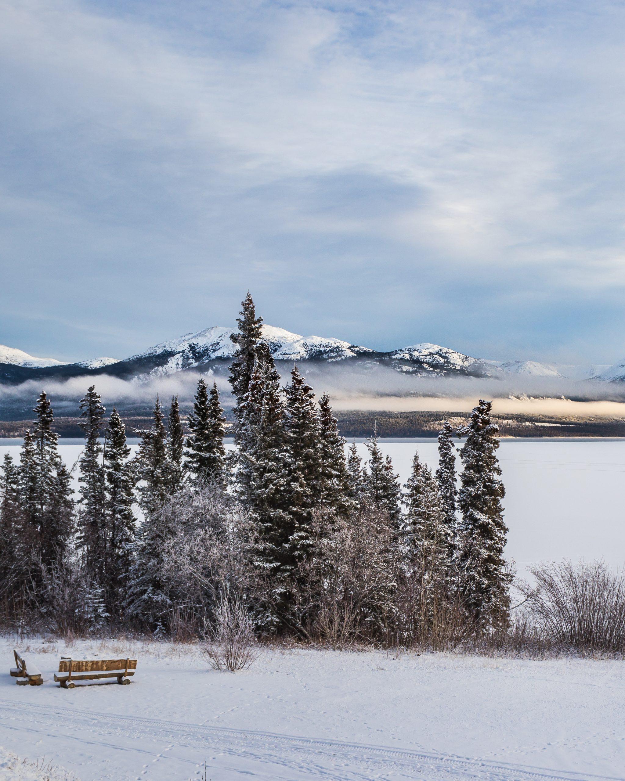Météo Yukon - Marie Naudon
