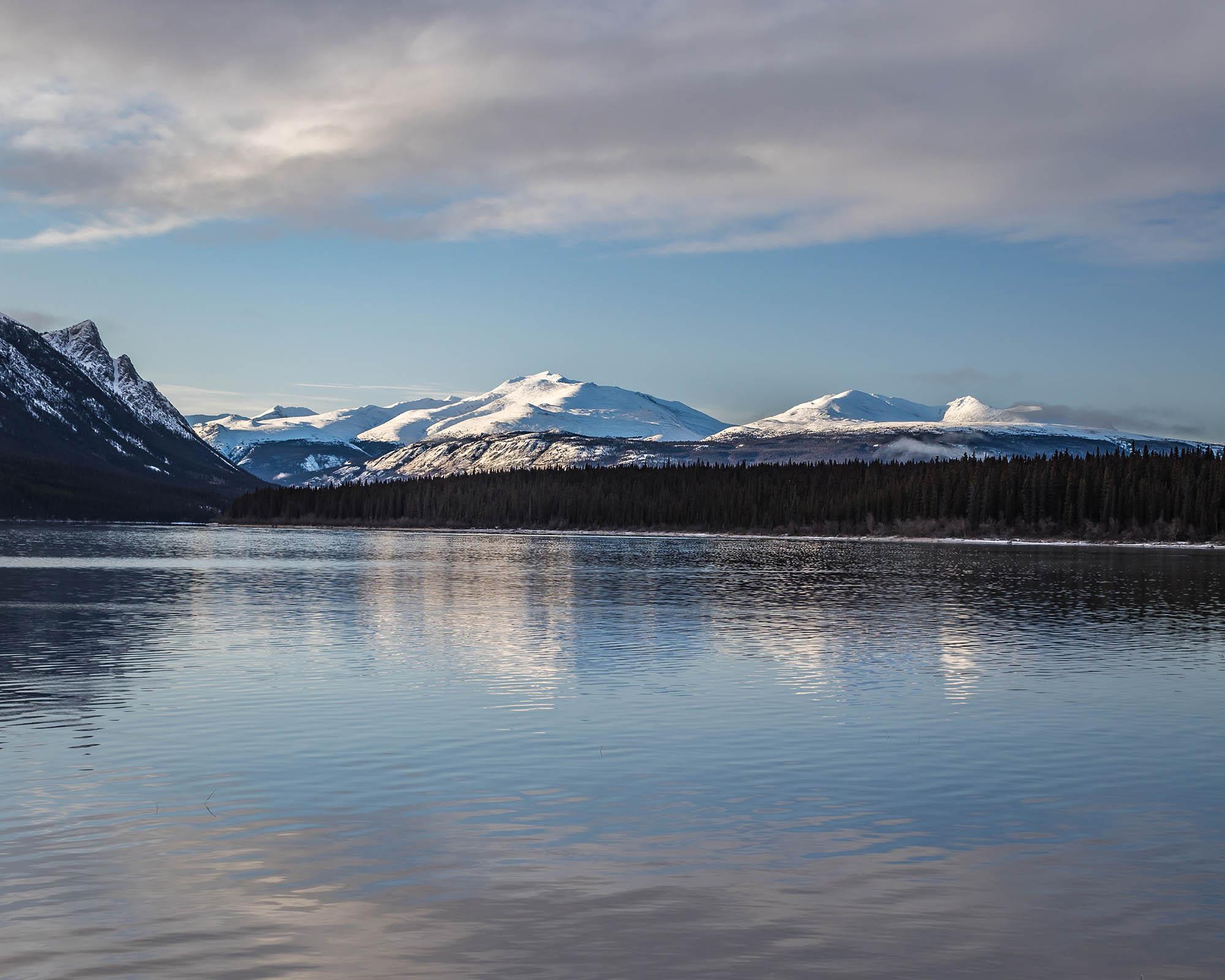 Paysage Yukonais - Marie Naudon