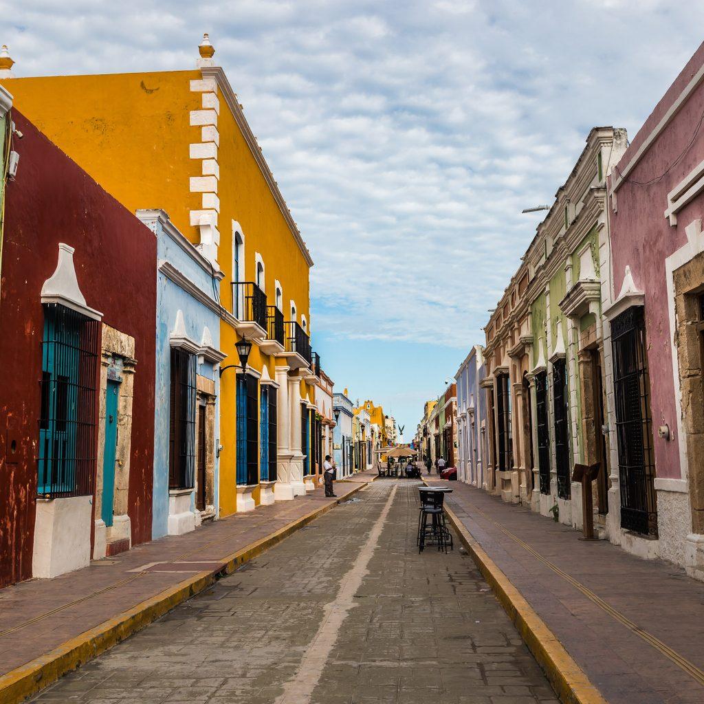 Campeche - Mexique
