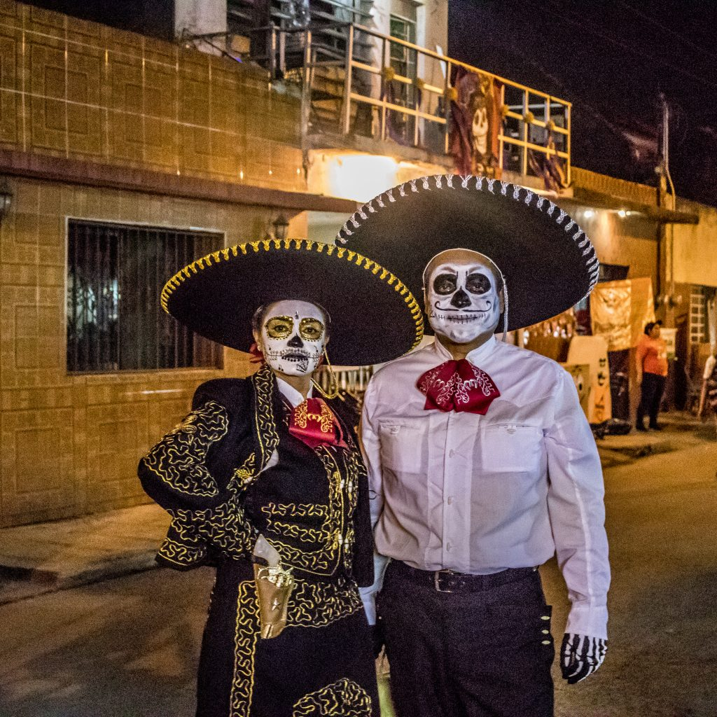 Dias los muertos - Merida - Fête des morts - Mexique