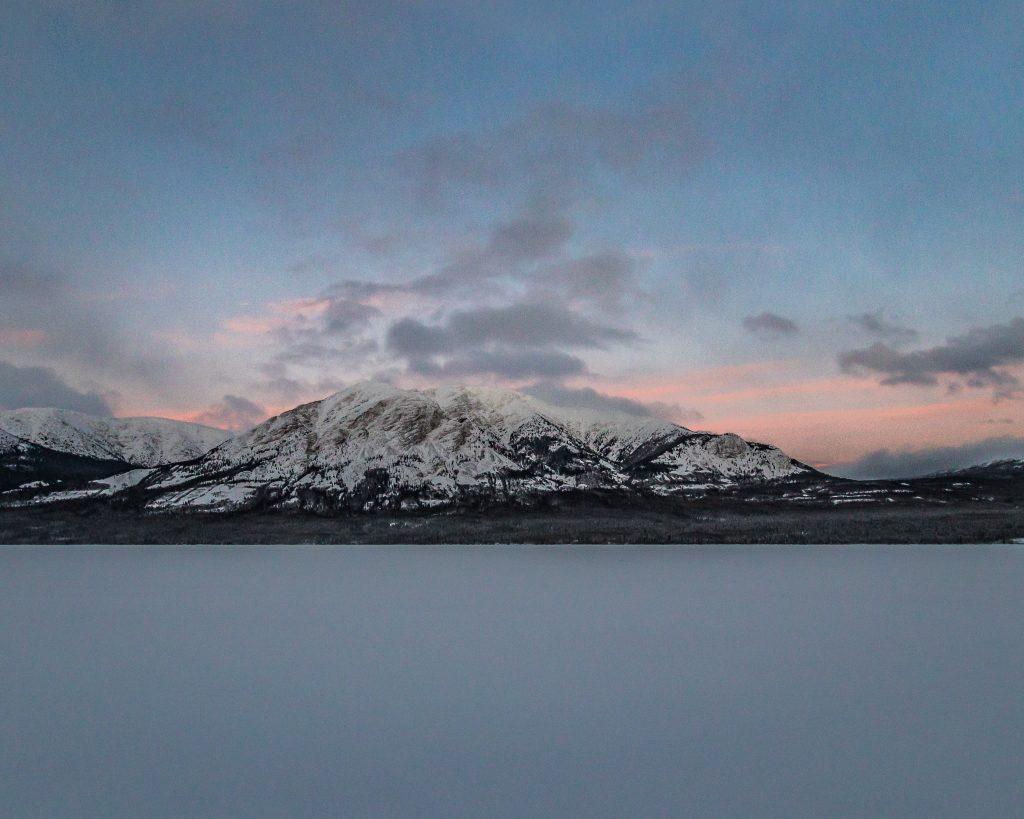 Yukon - PVT Canada - Moutains - Workaway