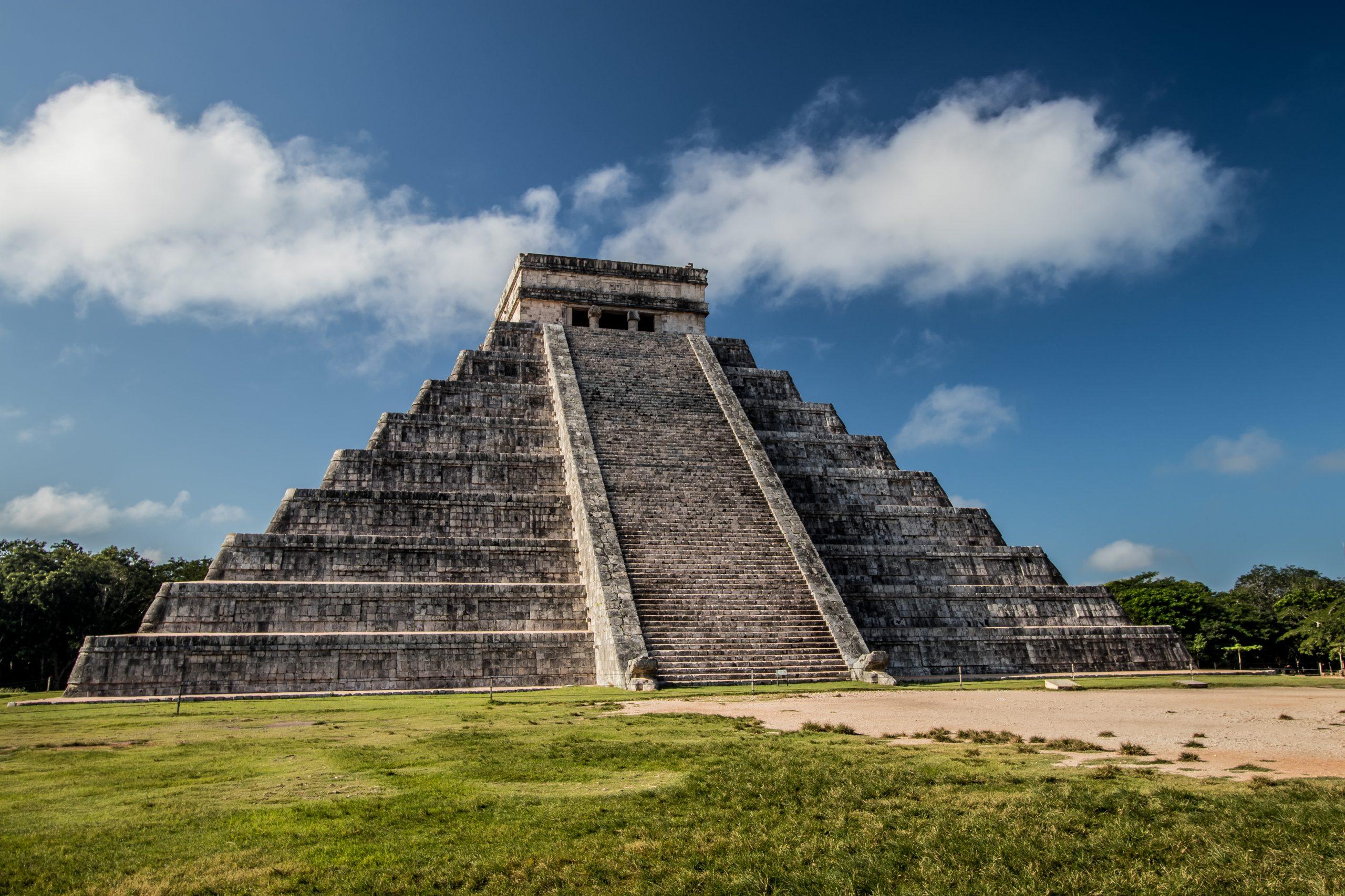 Chichen Itza - Merveille du monde Mexique - Marie Naudon