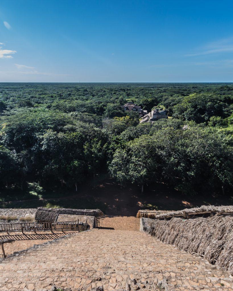 Ruines d'Ek Balam - Mexique